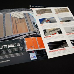 US Truck Brochures Spread 2