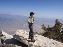 On Top of San Jacinto