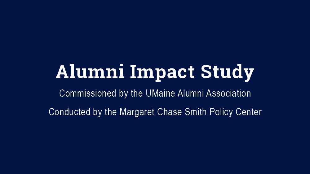 Alumni Impact Study