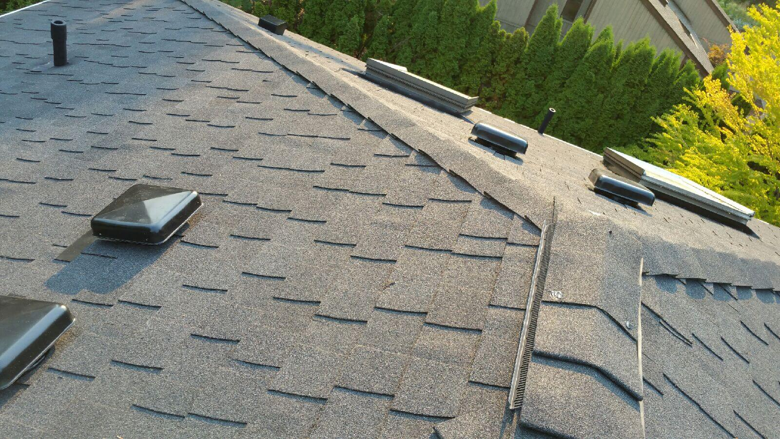 Landmark Tl Moire Black Roof By Mcs Roofing Mcs Roofing