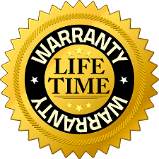 Lifetime Craftsmanship Warranty
