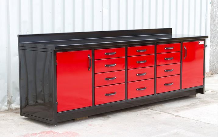 Mctavish Steelworks Custom Workbench Products