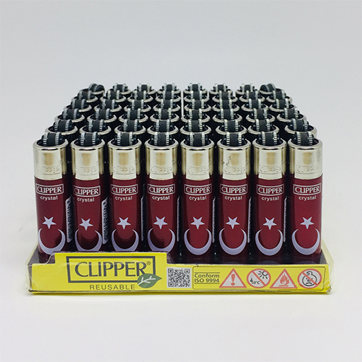 Clipper Micro Soft Çakmak