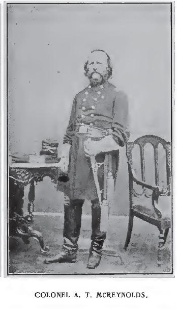 Colonel McReynolds