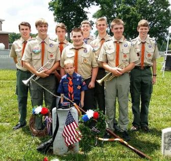 Boy Scout Troop 800