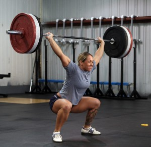 snatch squat