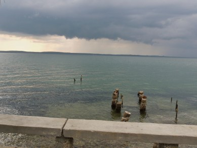 Storm from Promenade
