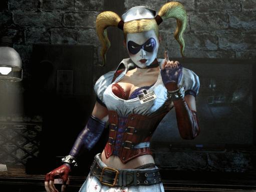 Harley-Quinn-Arkham-Asylum-screenshot
