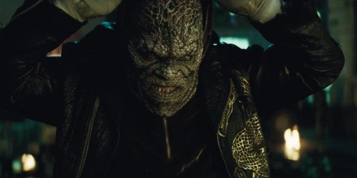 """Killer Croc from """"Suicide Squad"""""""