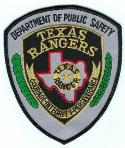 TEXAS RANGER SLEEPS WITH WIDOW OF MURDER VICTIM