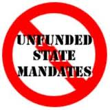 Commissioners oppose unfunded mandates