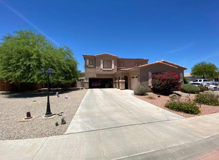 185 N Silverwood Dr, Casa Grande AZ 85122 wholesale property listing for sale