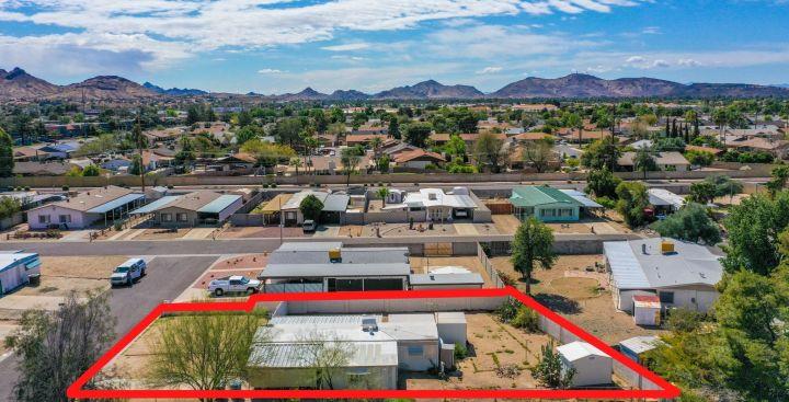 17824 N 5th Place, Phoenix AZ 85022 Wholesale Property Listing for Sale