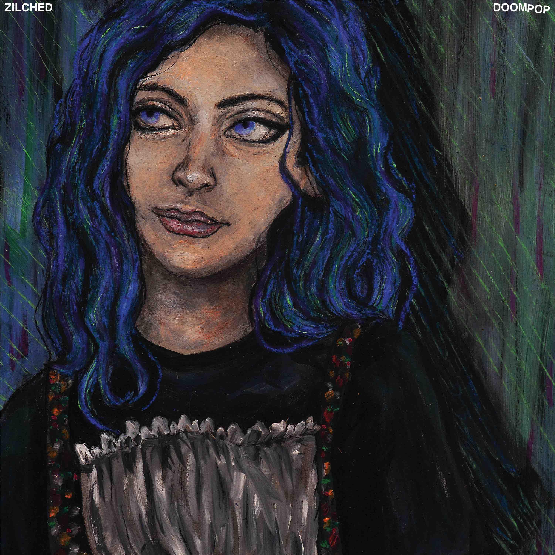 Zilched DOOMPOP cover artwork
