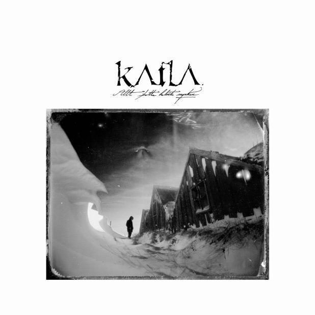 KATLA album cover