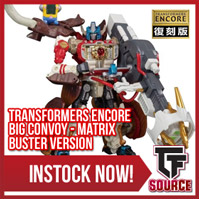 Transformers News: TFSource News - Transformers ReAction, DX9 Capone, Civil Warrior Grant, Flame Toys & More!