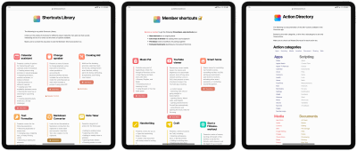 """What's New in Shortcuts?"" Issue 25"