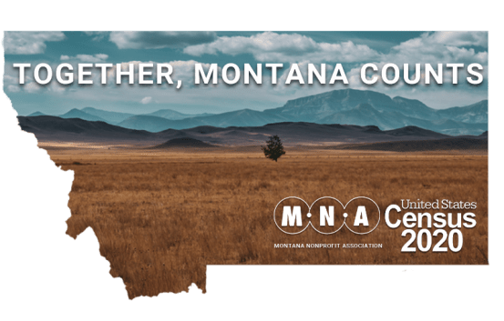 Together, Montana Counts