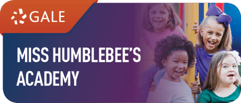 Sign in to Miss Humblebee's Academy using your permanent BCL card and access kindergarten readiness resources!