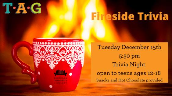 Teen Fireside Trivia