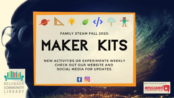 Fall 2020 Maker Kits