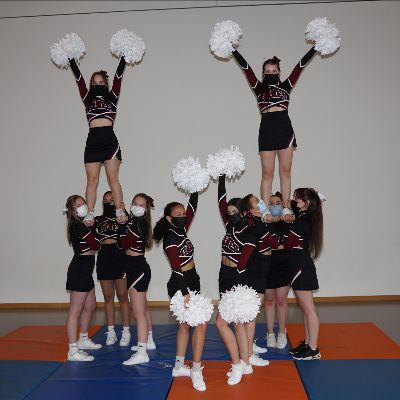 Hurricane AllStars Cheerleading