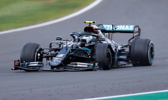 Lewis Hamilton winning his 7th British Grand Prix. Photo: Facebook - Mercedes-AMG Petronas Formula One Team