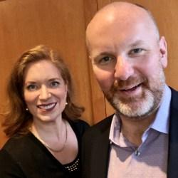 Dr. Andrea Wojnicki & Andrew Musselman