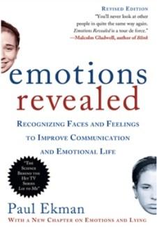 Paul Ekman book - Emotions Revealed