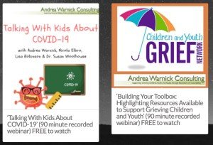 Inspired during COVID-19: free resources from Andrea Warnick