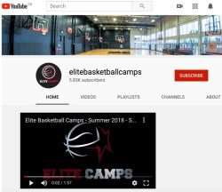 Inspired during COVID-19: Elite Camps basketball