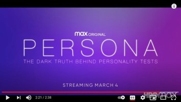 Persona personality test documentary trailer