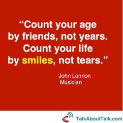 John Lennon optimism quote
