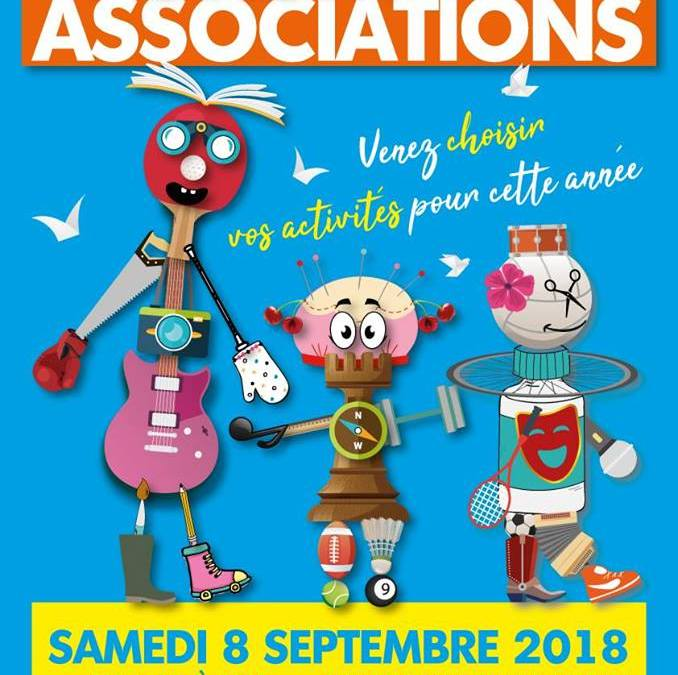 Forum des Associations Maromme Samedi 8 septembre