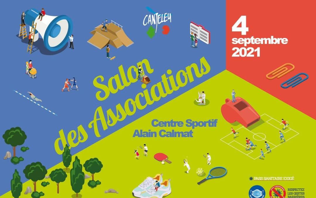 Salon/Forum des associations Samedi 04 septembre 2021