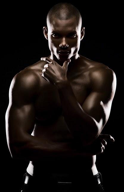 Santiago T. Roberts - Mr Universe Nigeria 2012