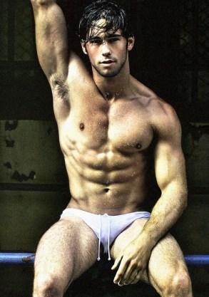 Nick Ayler by Richard Gerst