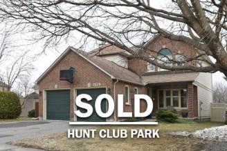 1579 Blohm Drive hunt club park house sold
