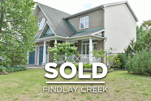 single fmaily home sold long point in findlay creek