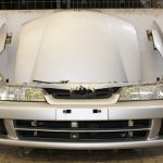 Jdm 94 01 Acura Integra Gsr Oem Front End Conversion Dc2 J Front Chrome Housing Md Jdm Motors