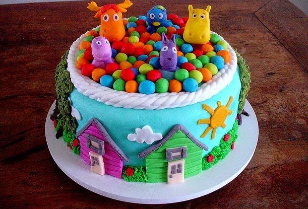 Decoracion de tortas para ni os faciles de hacer for Tortas decoradas faciles