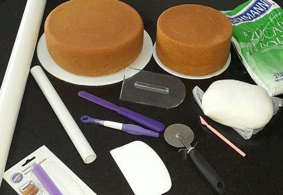 decoracion de tortas paso a paso