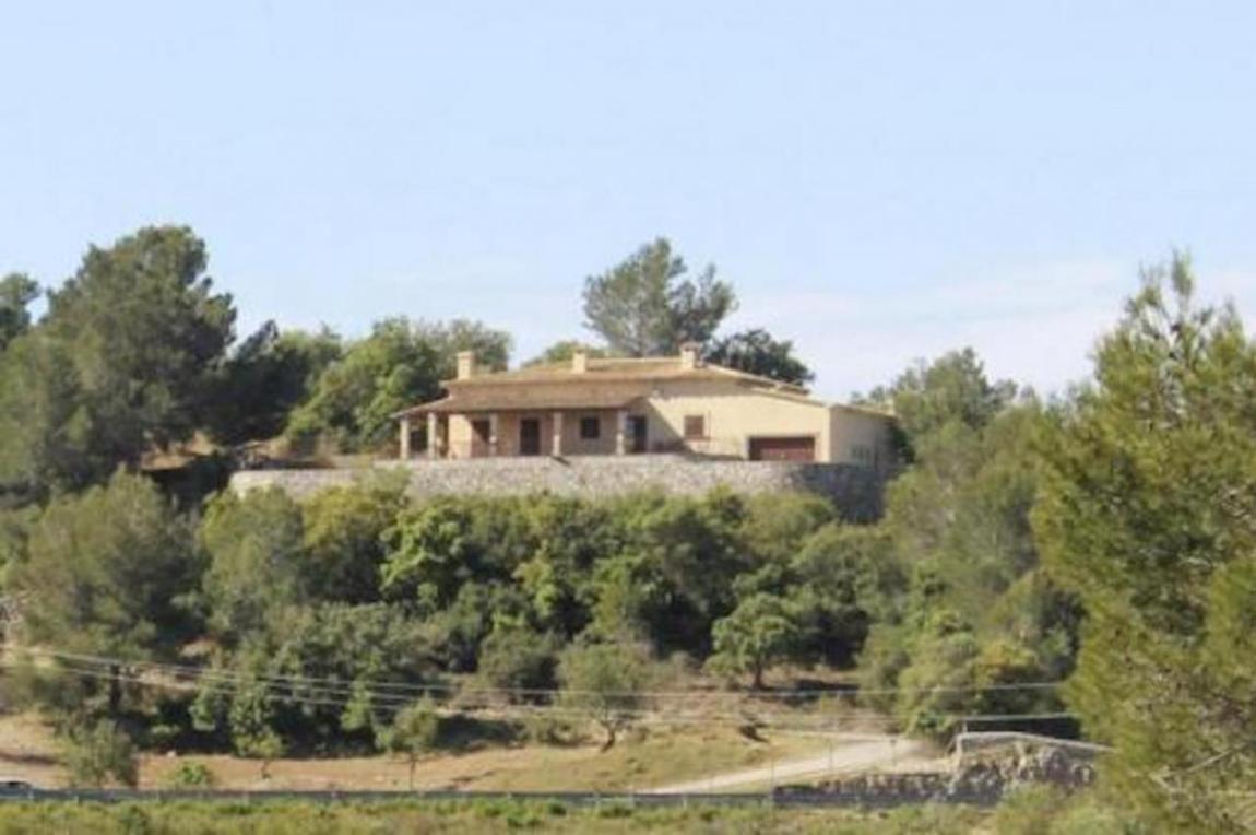 'Love Island' villa, San Llorenç des Cardassar, Mallorca.