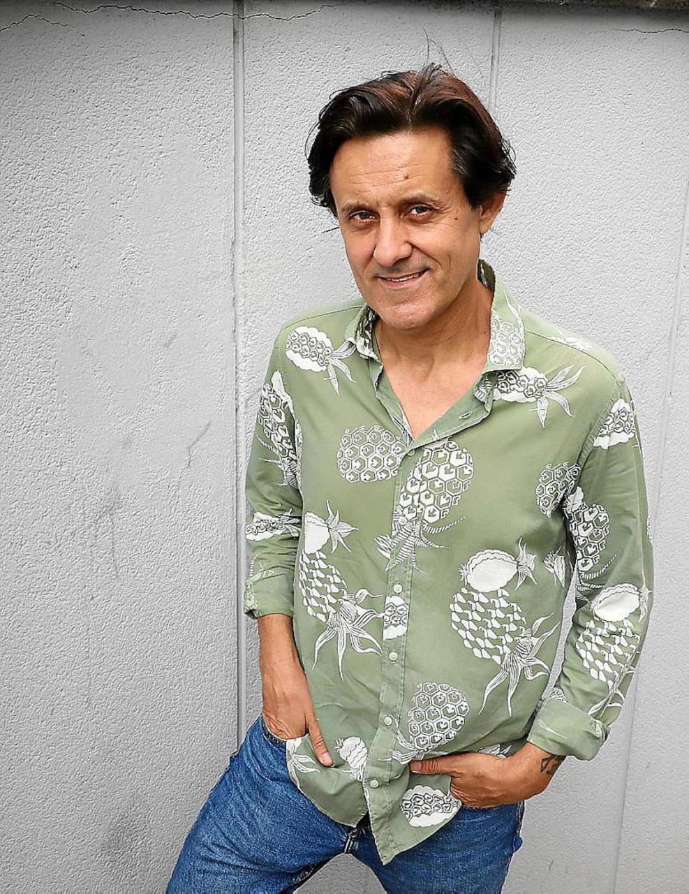 DJ Pedro Garrido.