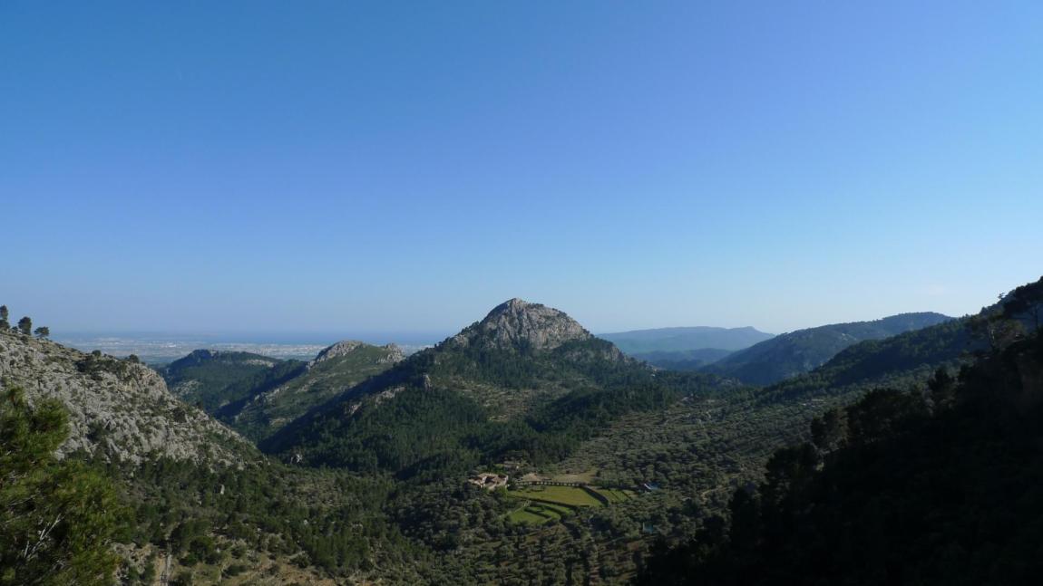 Tramuntana mountains