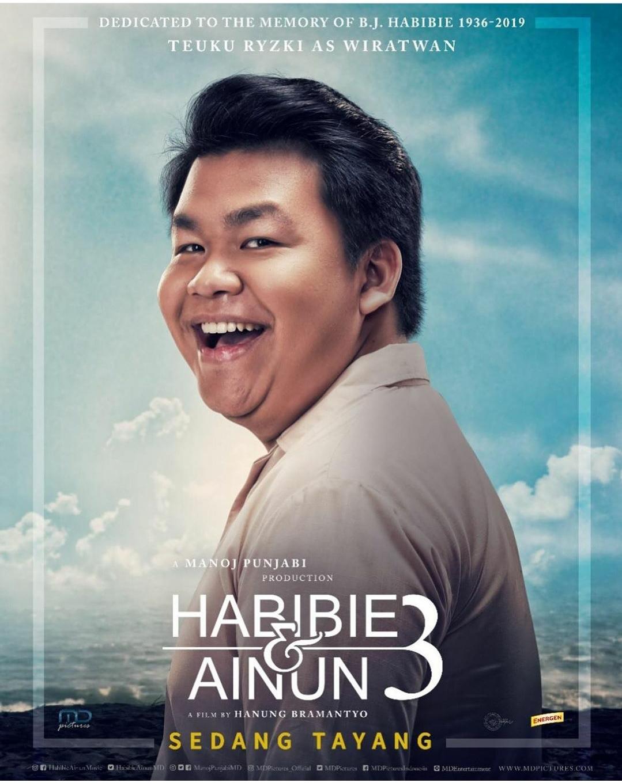 Ini Dia Salah Satu Karakter Lucu Di Film Habibie Ainun 3
