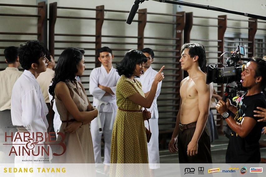 Ini Adegan Yang Membuat Penonton Tegang di Film Habibie Ainun 3