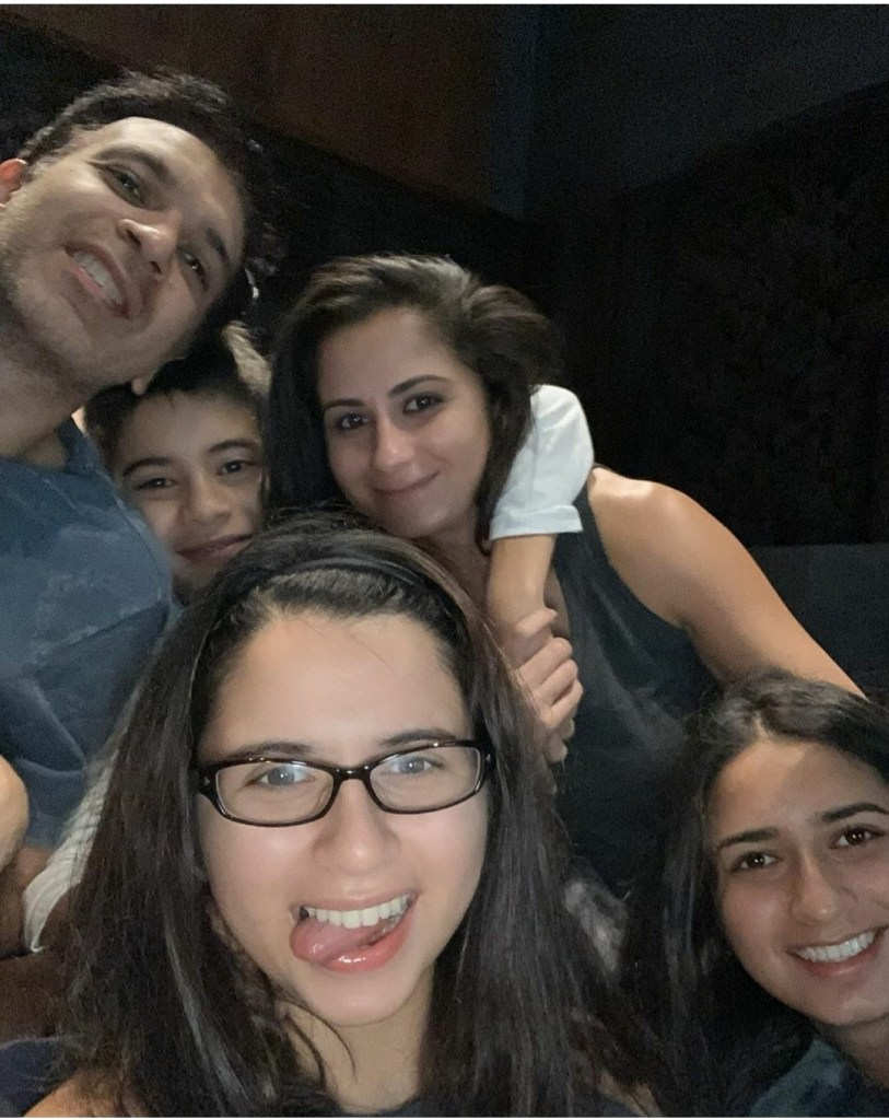 Shania Punjabi: Some moments you want to keep in your heart forever