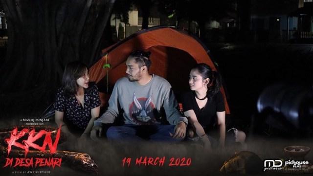 Pemeran Film KKN di Desa Penari Nur, Widya dan Bima Berbagi Cerita