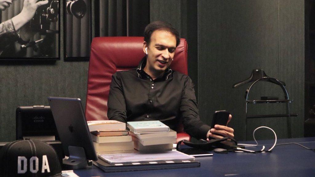 Live Bersama CGV, Manoj Punjabi Membahas Tentang Film Indonesia dan Proyek-proyek Film MD Pictures